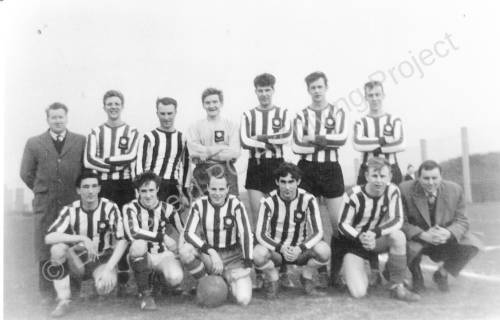 Grenoside Football Team 1963
