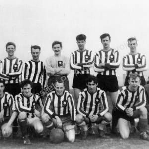 Grenoside Football Team 1963