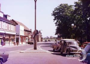 Upper Green East, Mitcham