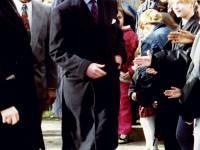 Prince Charles's visit to Phipps Bridge Estate