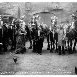 Hospital Parade 1911 Priory Road