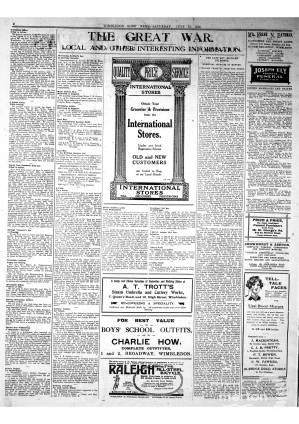 15 JUNE 1918