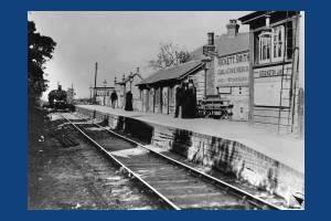Beddington Lane Station