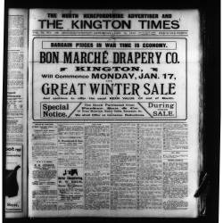The Kington Times 1916
