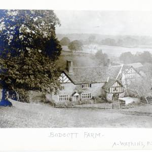 Bodcott Farm, Moccas, Herefordshire
