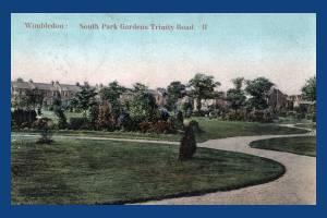 South Park Gardens, Trinity Road, Wimbledon