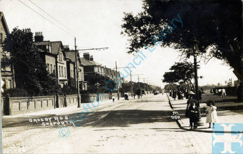 Crosby Road South, Seaforth c1900