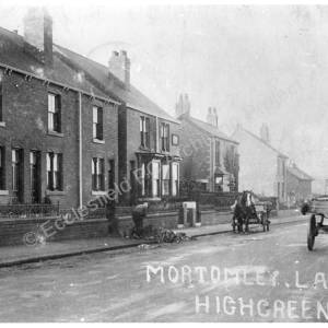 Mortomley Lane, High Green.
