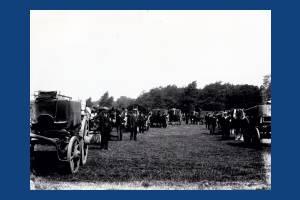 Wimbledon Common: Horse Trails Display
