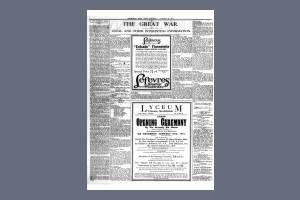 27 JANUARY 1916