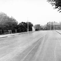 Liverpool Road, Crosby - looking south, features Myers Road West