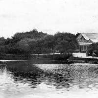 The Lake and Conservatory, Hesketh Park
