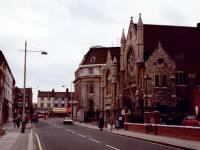 Queens Road, Wimbledon: Baptist Church