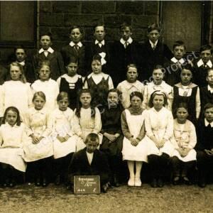Grenoside Council School 1919.