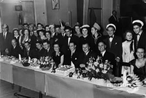 British Legion Youth Club birthday party