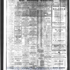Reading Observer 1915