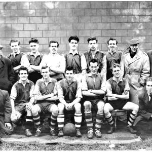Grenoside Sports Football Club Second Team 1955