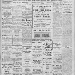 Hereford Journal - 31st October 1914