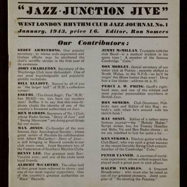 Jazz Junction Jive