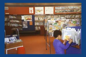 Children's Area, Mitcham Library