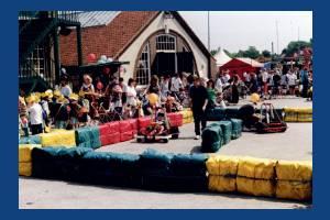 Family activities at Merton Abbey Mills Craft Market