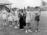 Coronation Celebrations, Mitcham Stadium, 1953