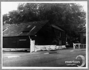 Ravensbury Farm, Wandle Road