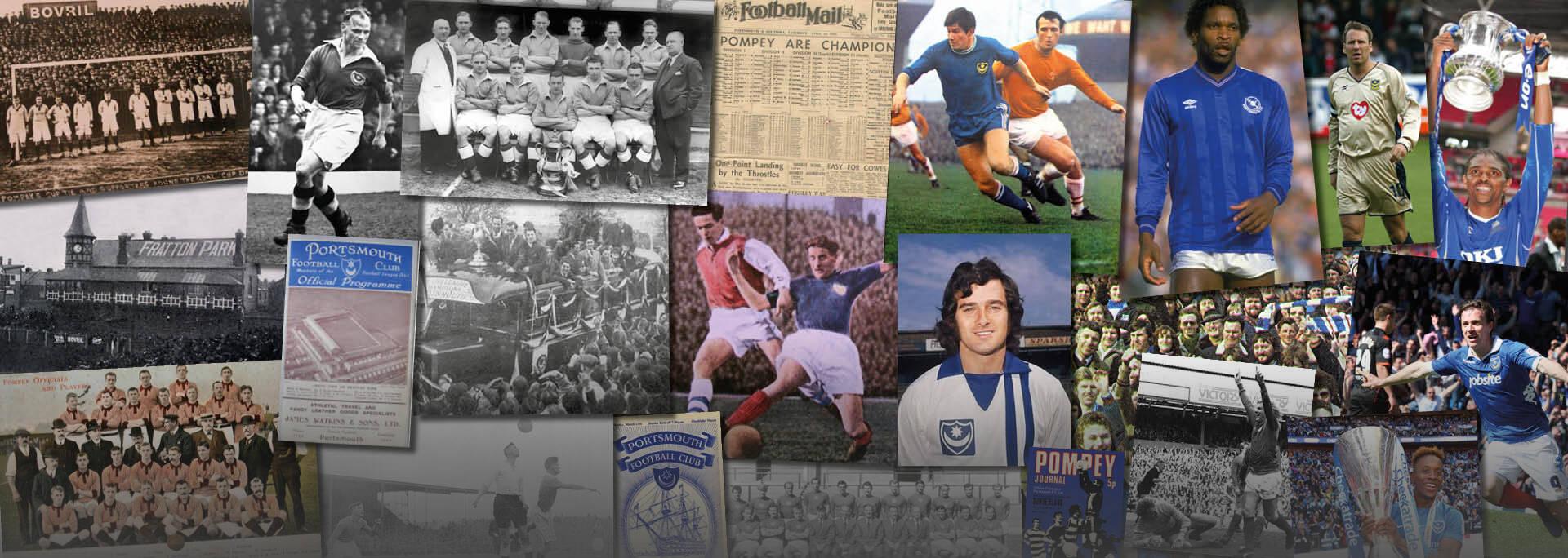Portsmouth Football Club - Since 1898