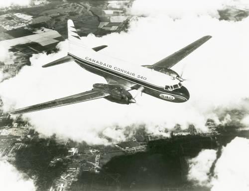 Canadian Convair: Napier