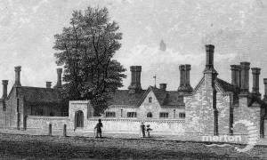 Tate Almshouses, Cricket Green, Mitcham