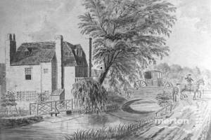 The Five Bells, Colliers Wood, later known as the Six Bells