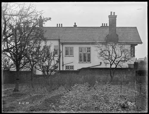 """""""Ancient Lights"""", No.42 Corfton Road, Ealing"""