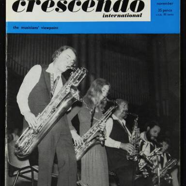 Crescendo 1973 November