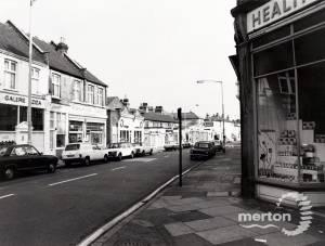 Church Road and High Street, Wimbledon