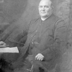 Father Berry of St. Anthony's, Walker, Newcastle