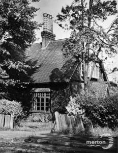 Park Cottages, London Road, Morden