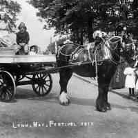 1913, Lymm May Festival