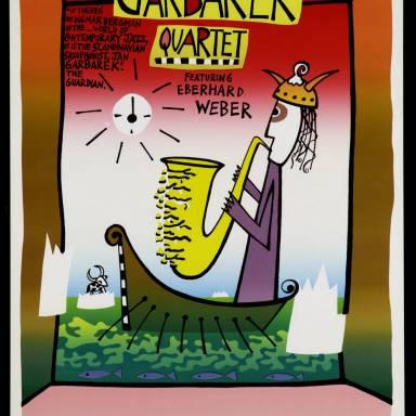 Jan Garbarek Quartet 1987