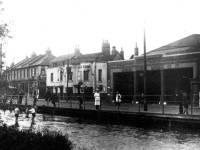 Merton High Street, Colliers Wood: River Wandle