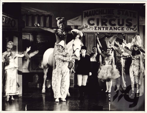 Photograph - Hi-Deedle-Doodle Pantomime 1971