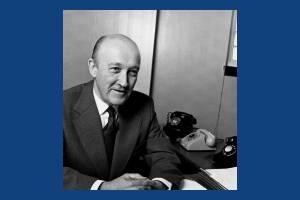 William Roope, Borough Treasurer, Merton Council 1965-75
