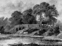 Double Bridges, Mitcham Common