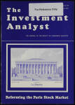 The Investment Analyst 1981 April