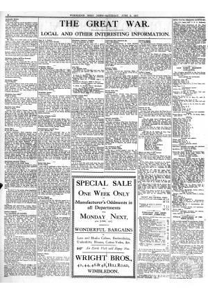 2 JUNE 1917
