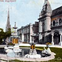 Southport, Lord Street, The Boulevards, Atkinson Building, 1900's,