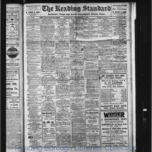 Reading Standard Etc 12-1920