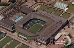 All England Lawn Tennis Club, Wimbledon: Centre Court