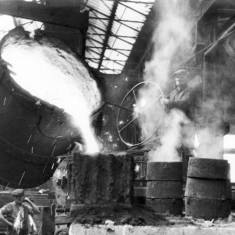 Charles Taylor, Foundry