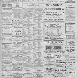 Hereford Journal - 22nd August 1914