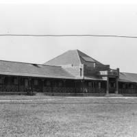 The Orrell Pleasure Ground building, 1936